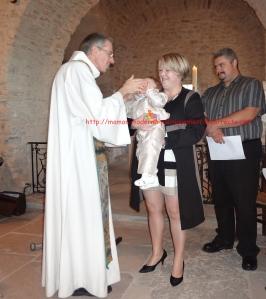 licence personnelle baptême de notre 2e