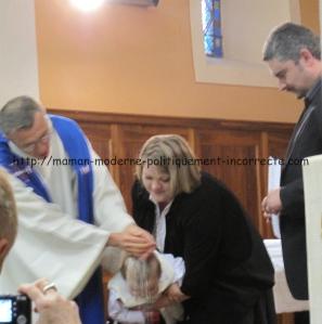 licence personnelle baptême de notre 1er