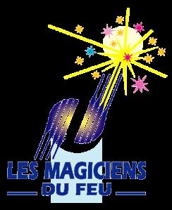 Logo- Magiciens Du Feu en PNG
