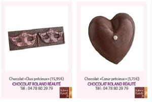 Séléction Chocolats Roland Réauté